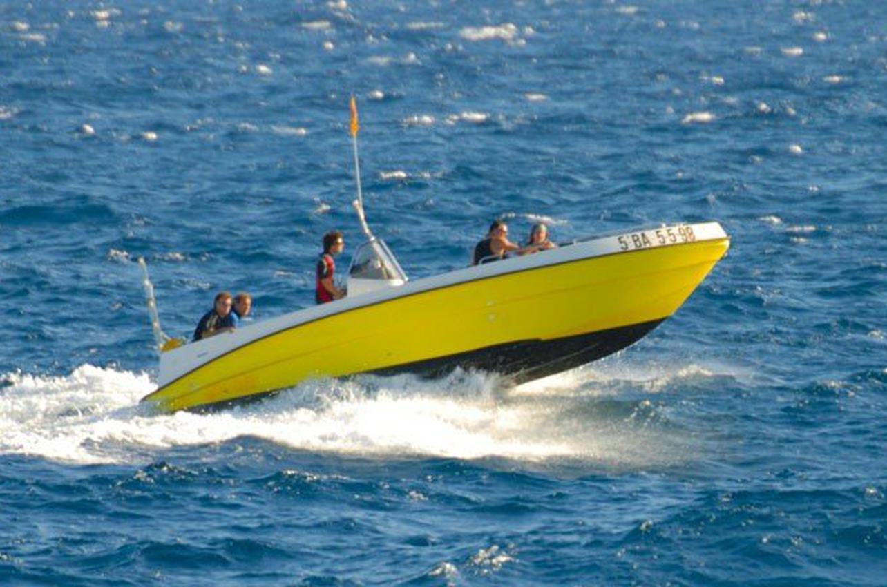 Alquiler de barco en La Escala