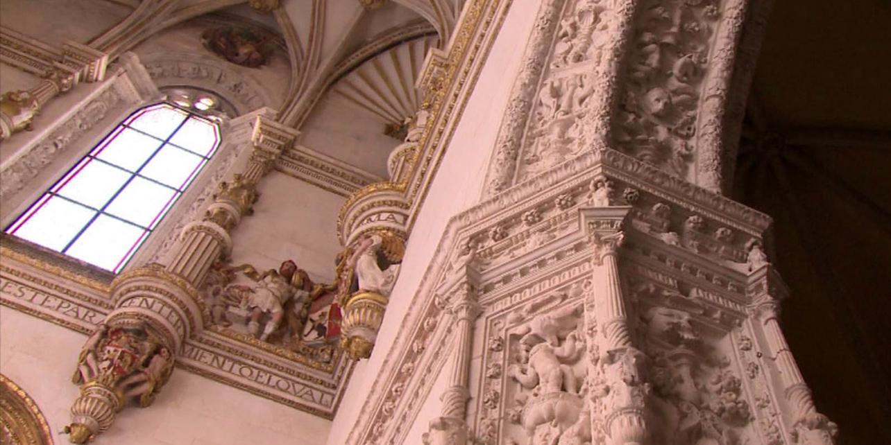 Iglesia-convento de San Pablo en Peñafiel