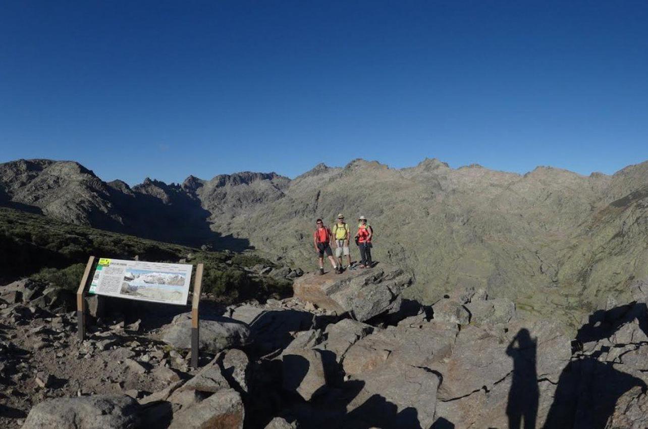 3 días de trekking de altura en Gredos