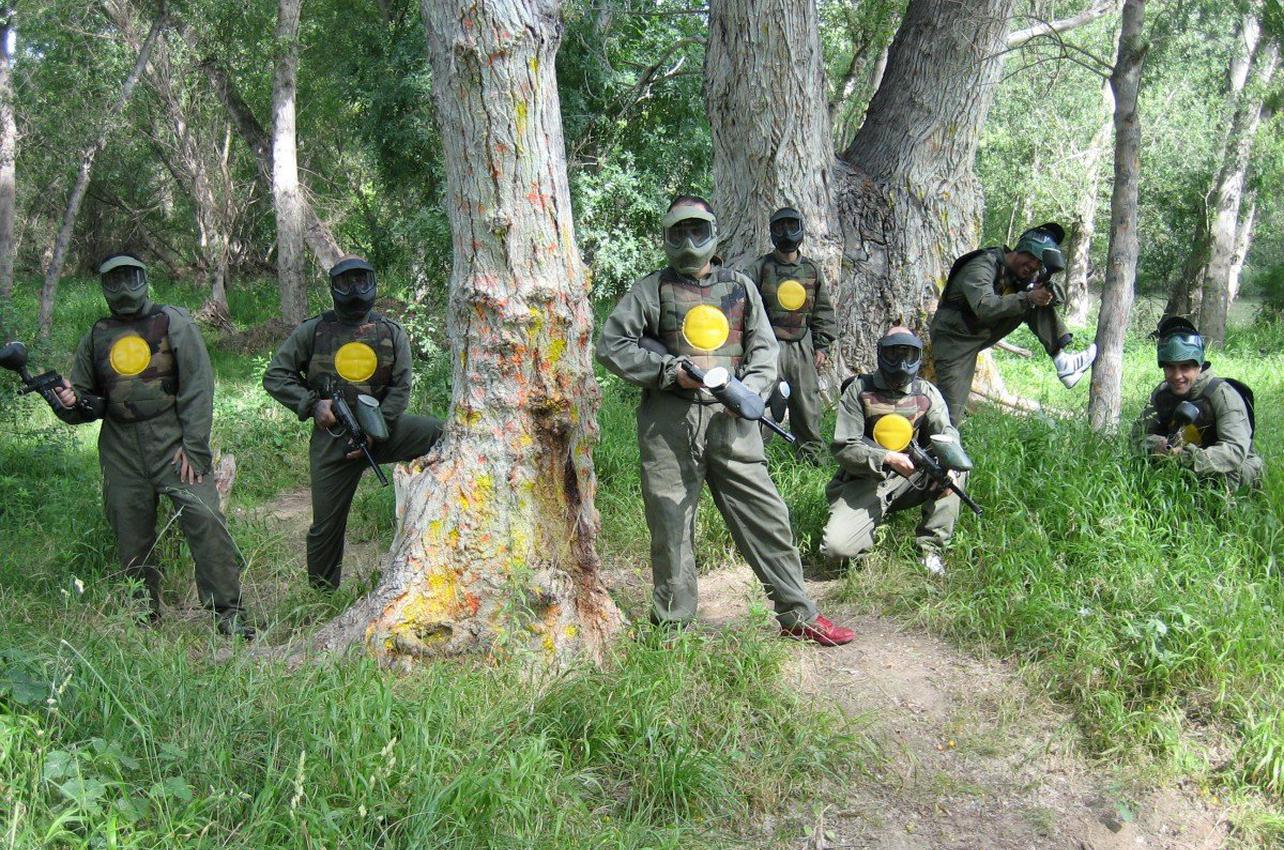 Paintball en La Rioja