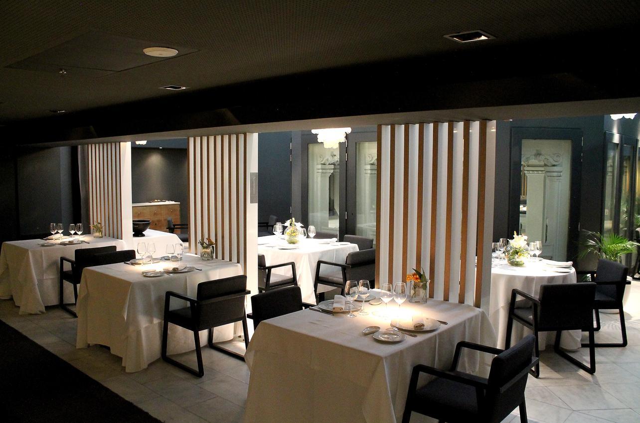 Restaurante Palacio De Cibeles En Madrid Guía Repsol