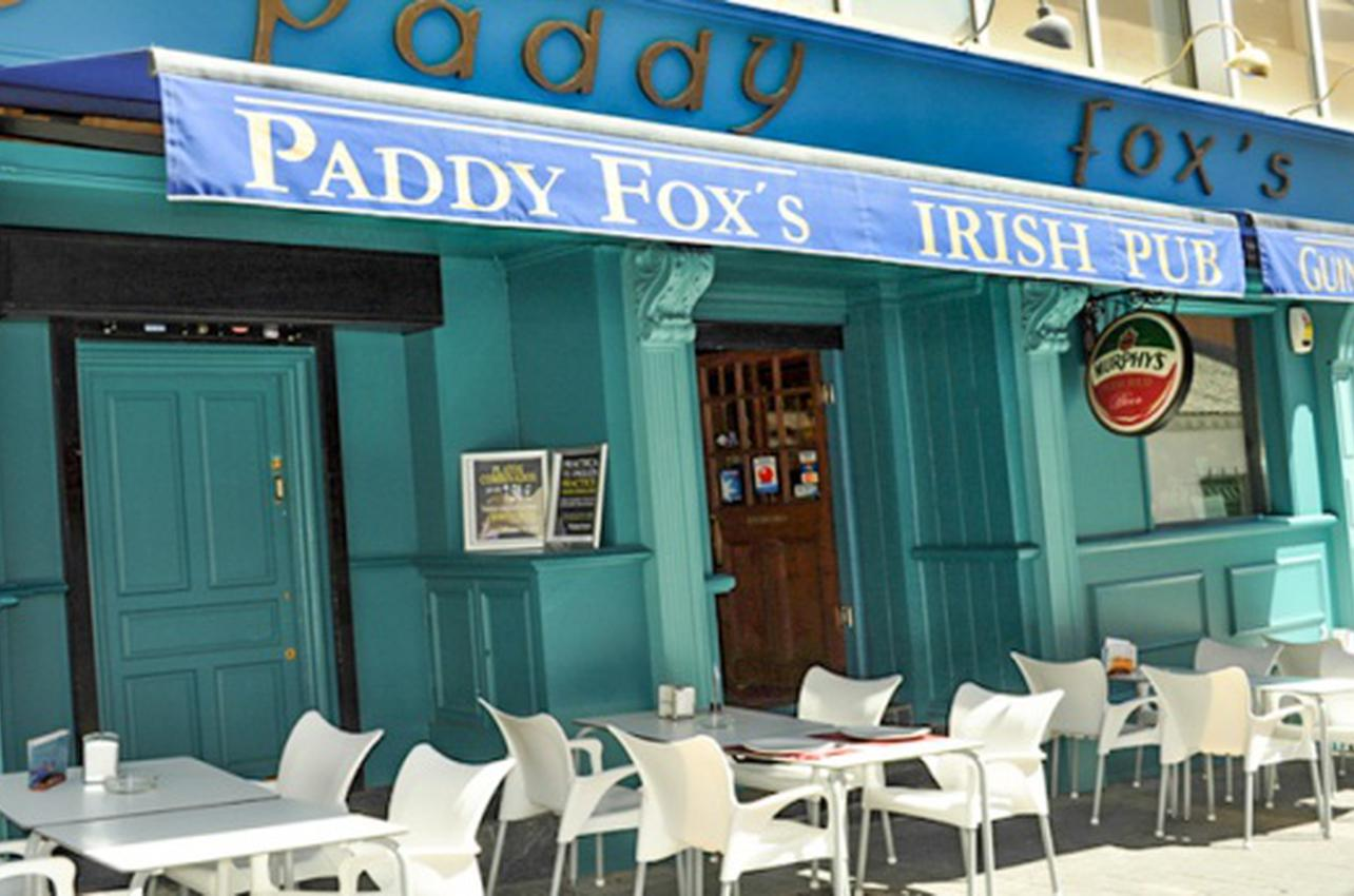 Paddy Fox