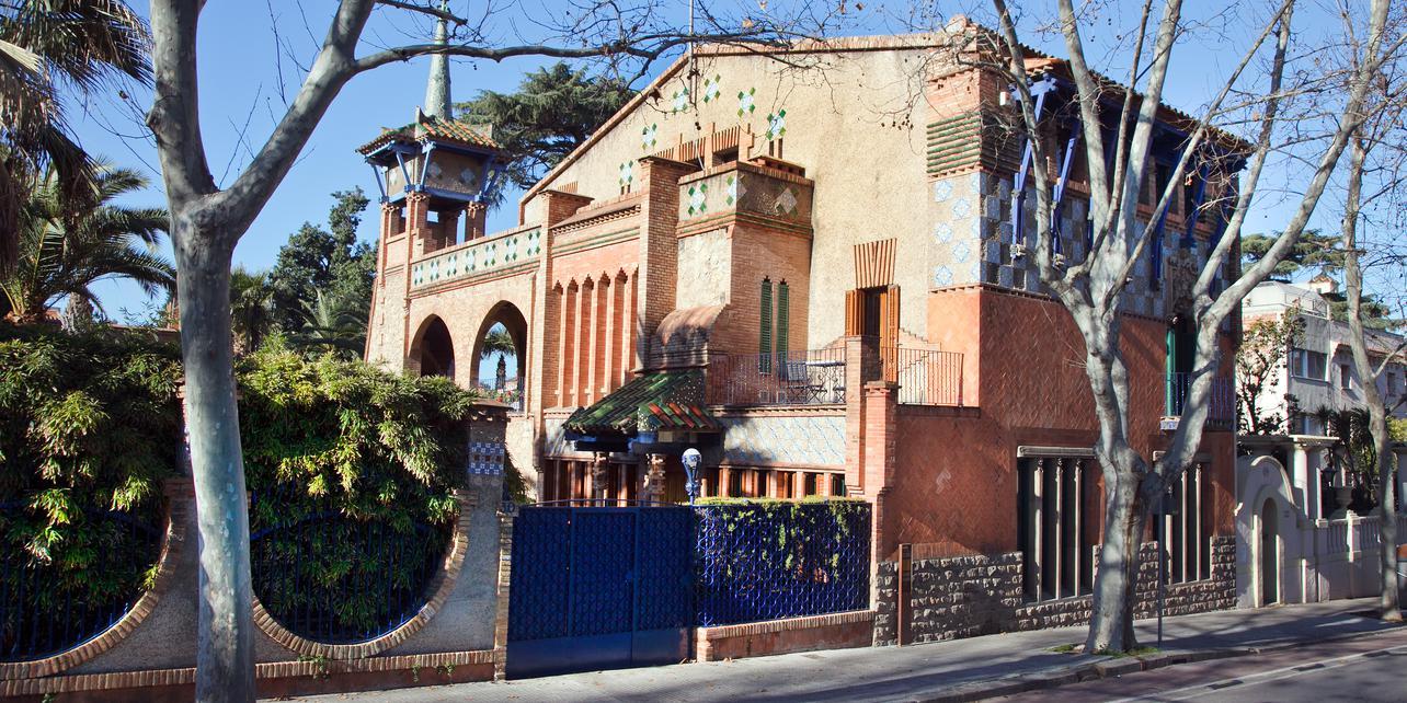 Modernismo en Sant Cugat