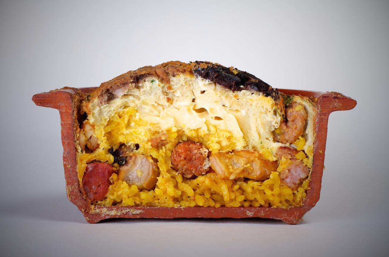 Foto cedida por el restaurante Mesón El Granaíno.