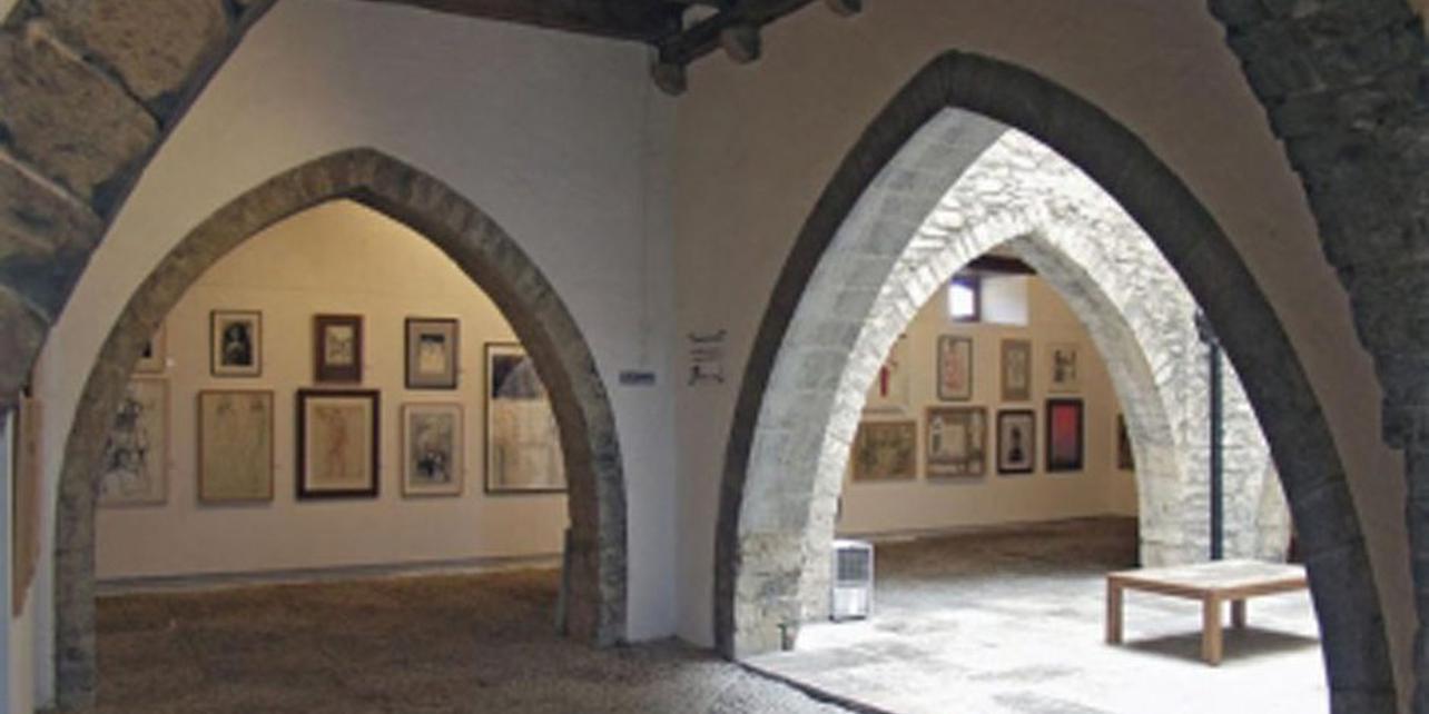 Museo Nacional de Dibujo Julio Gavín-Castillo de Larrés