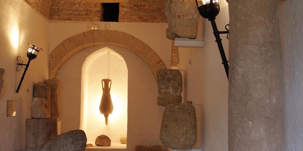 Museo Arqueológico Torre del Agua