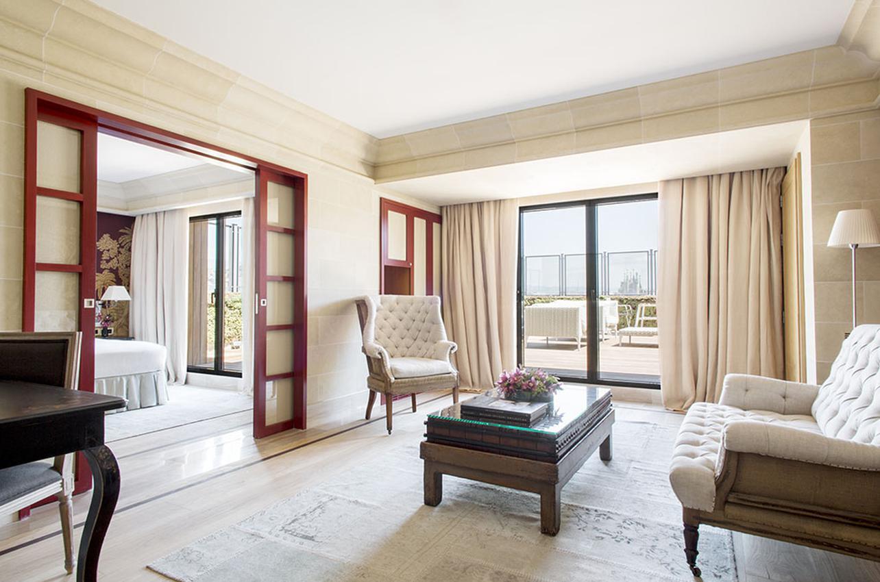Interior del Majestic Hotel & Spa. Foto: Hotel Majestic