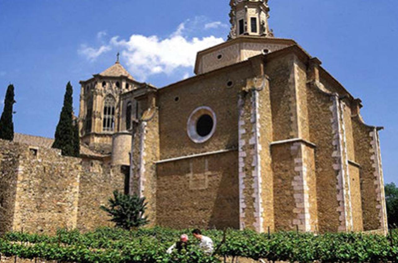 Abadía de Poblet