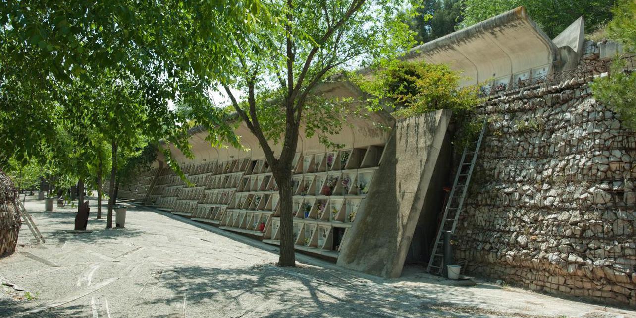 Parque del Cementerio de Igualada