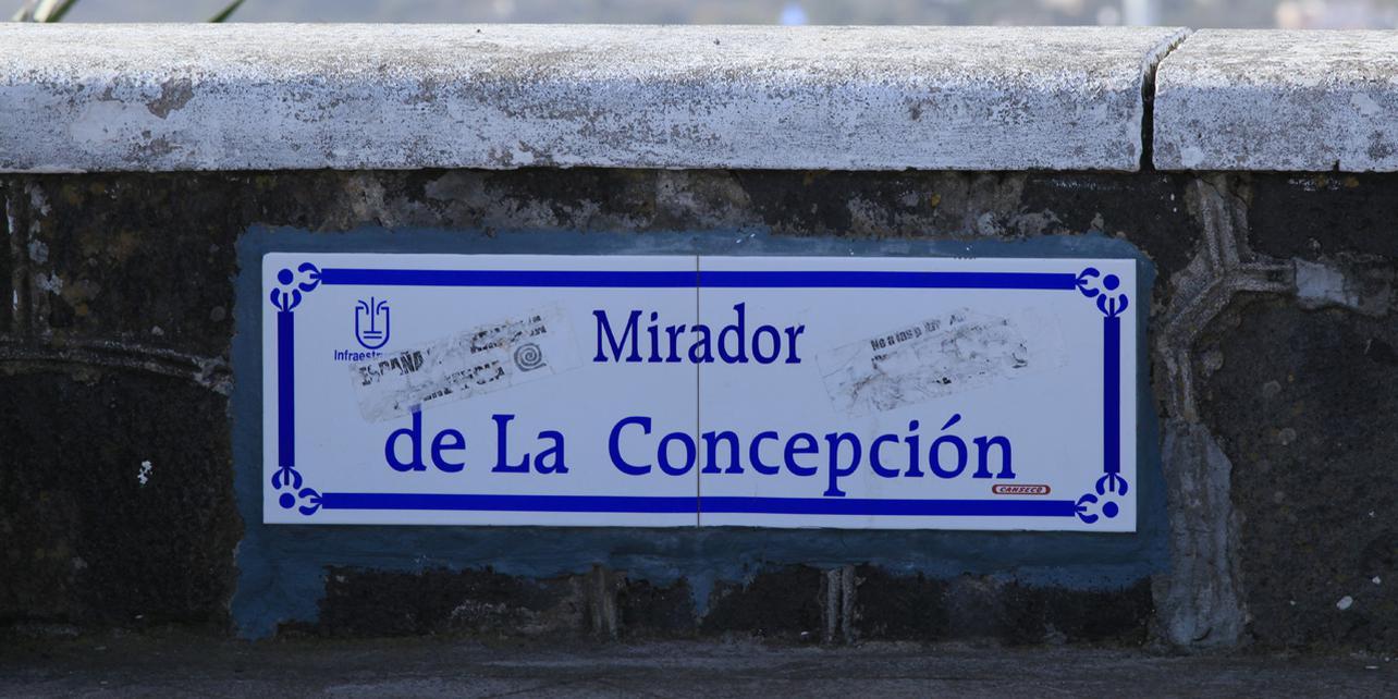Mirador de La Concepción
