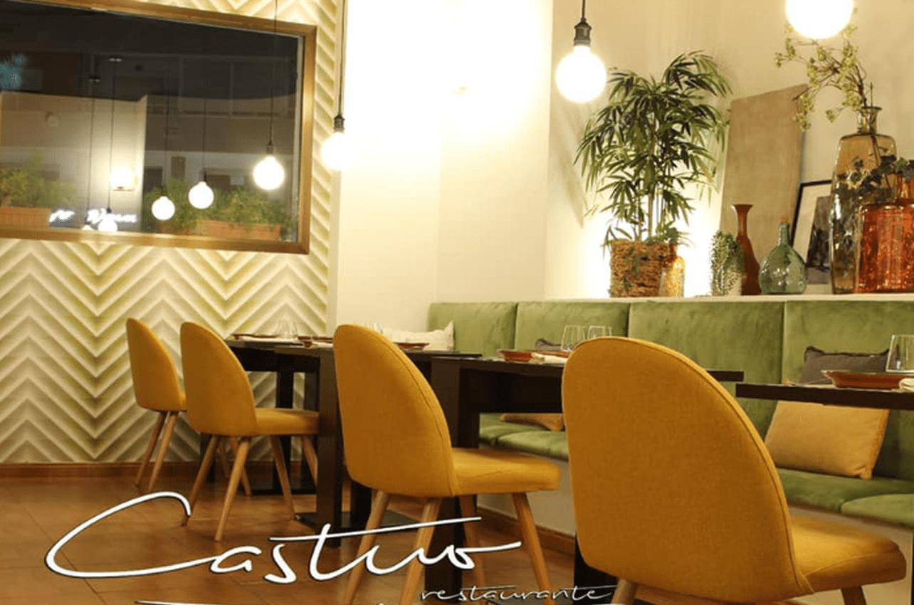 Foto cedida por el restaurante Castúo.