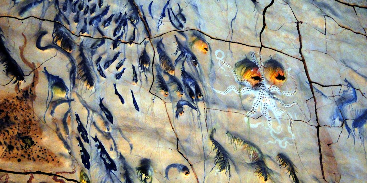 Capilla de Mikel Barceló en la catedral de Palma