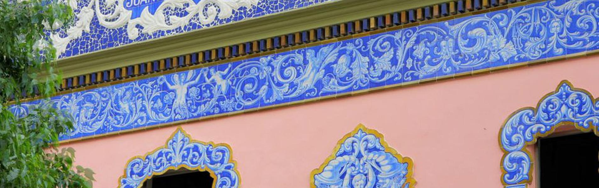 Antigua fábrica de cerámica Juan Bautista Huerta Aviñó