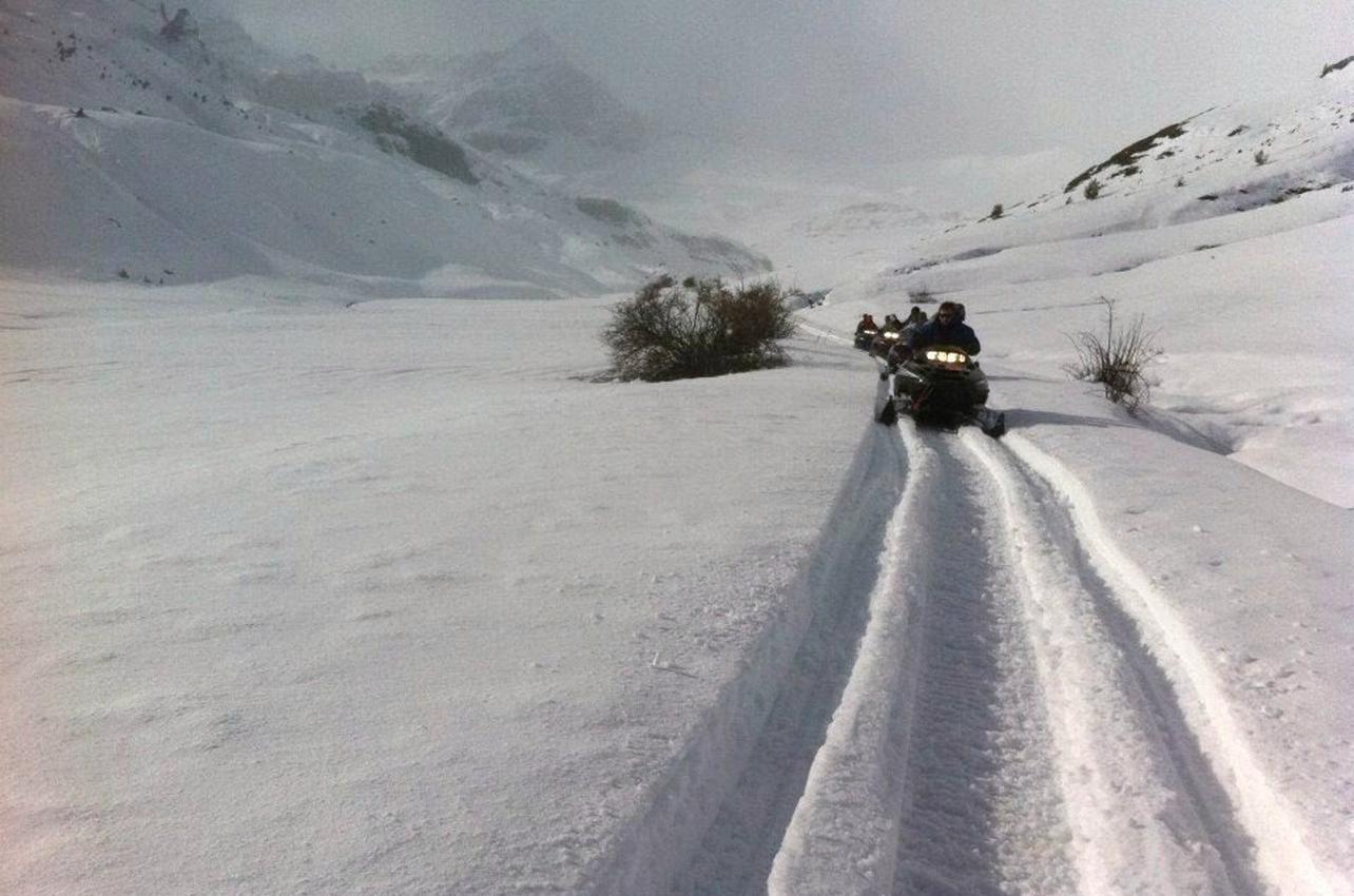 1 día y 1 noche de actividades en la nieve en Huesca