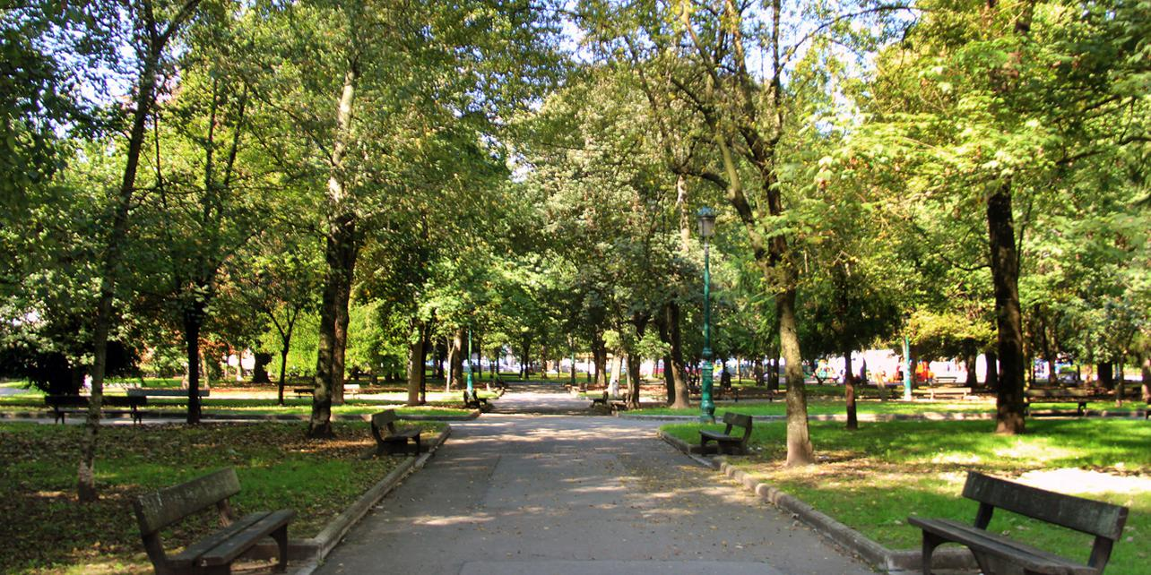 Parque Manuel Barquín