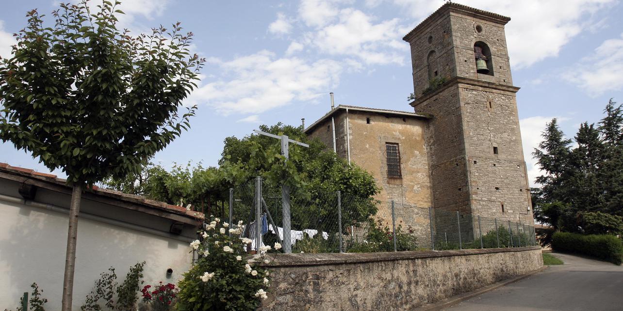 Parroquia de San Esteban Protomártir de Durana