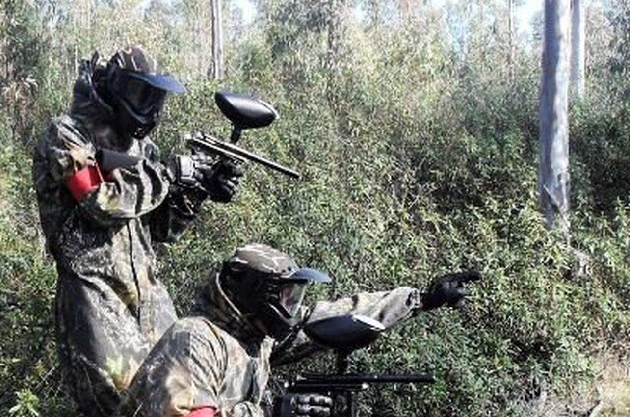 Paintball en Badajoz