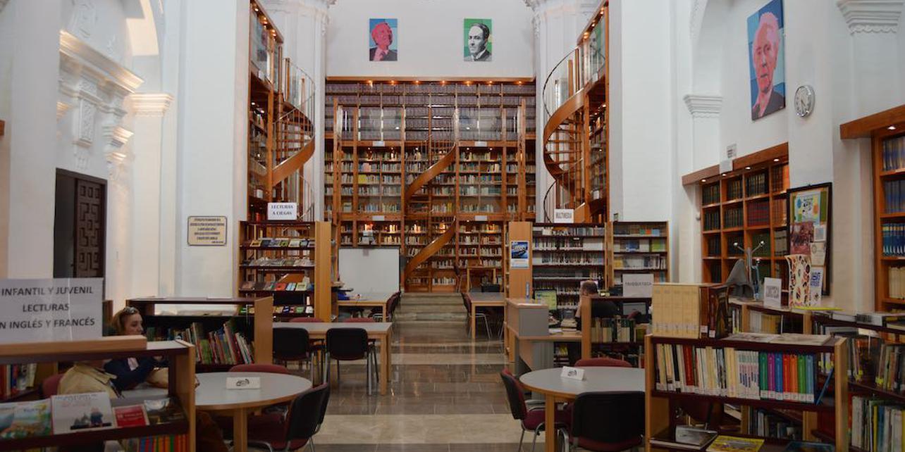 Biblioteca Municipal Arturo Gazul
