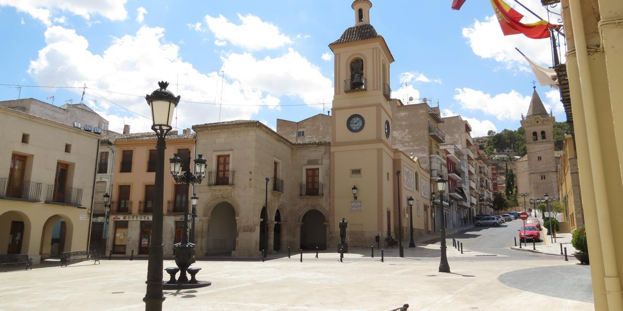 Plaza Mayor de Yecla