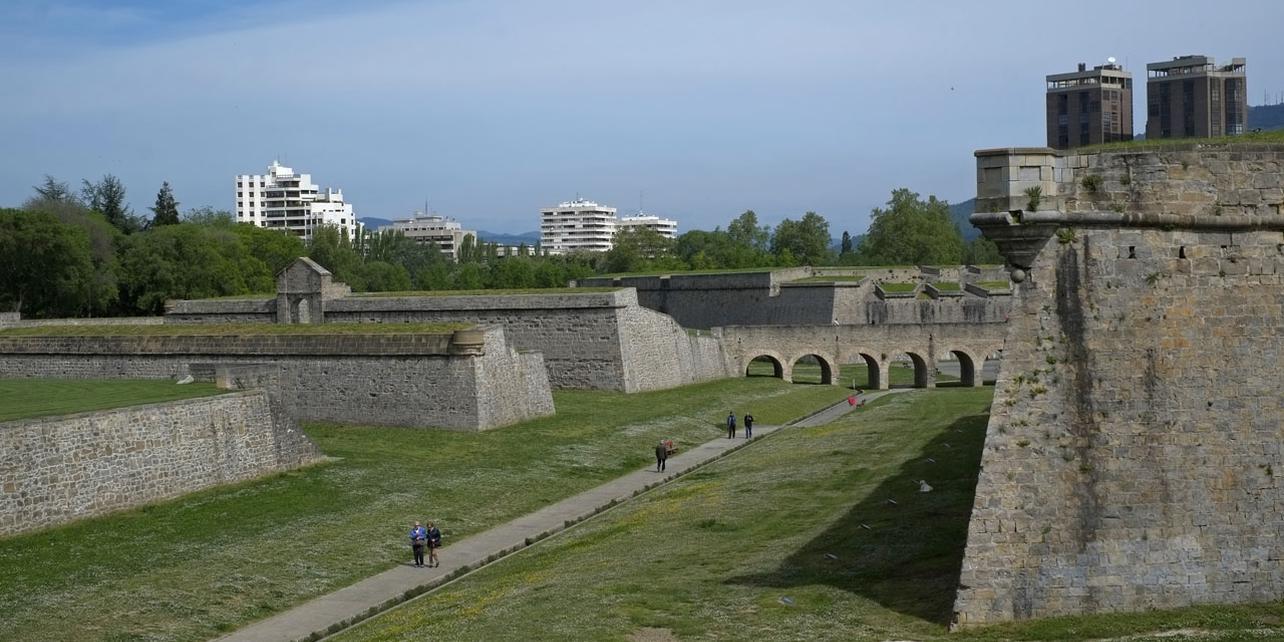 Murallas medievales de Pamplona