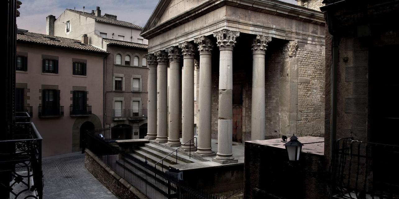 Templo Romano Guia Repsol