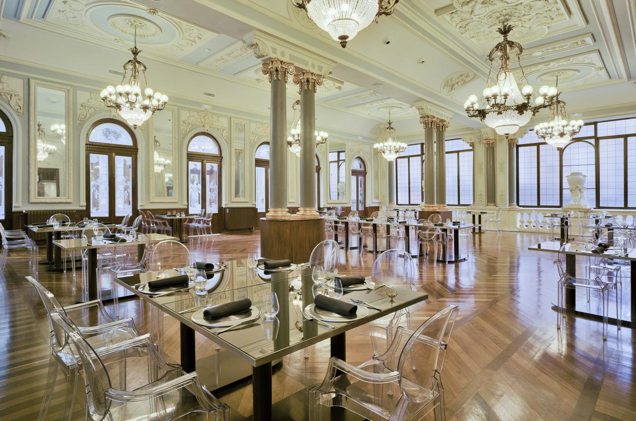 Restaurante Real Casino De Murcia En Murcia Guia Repsol