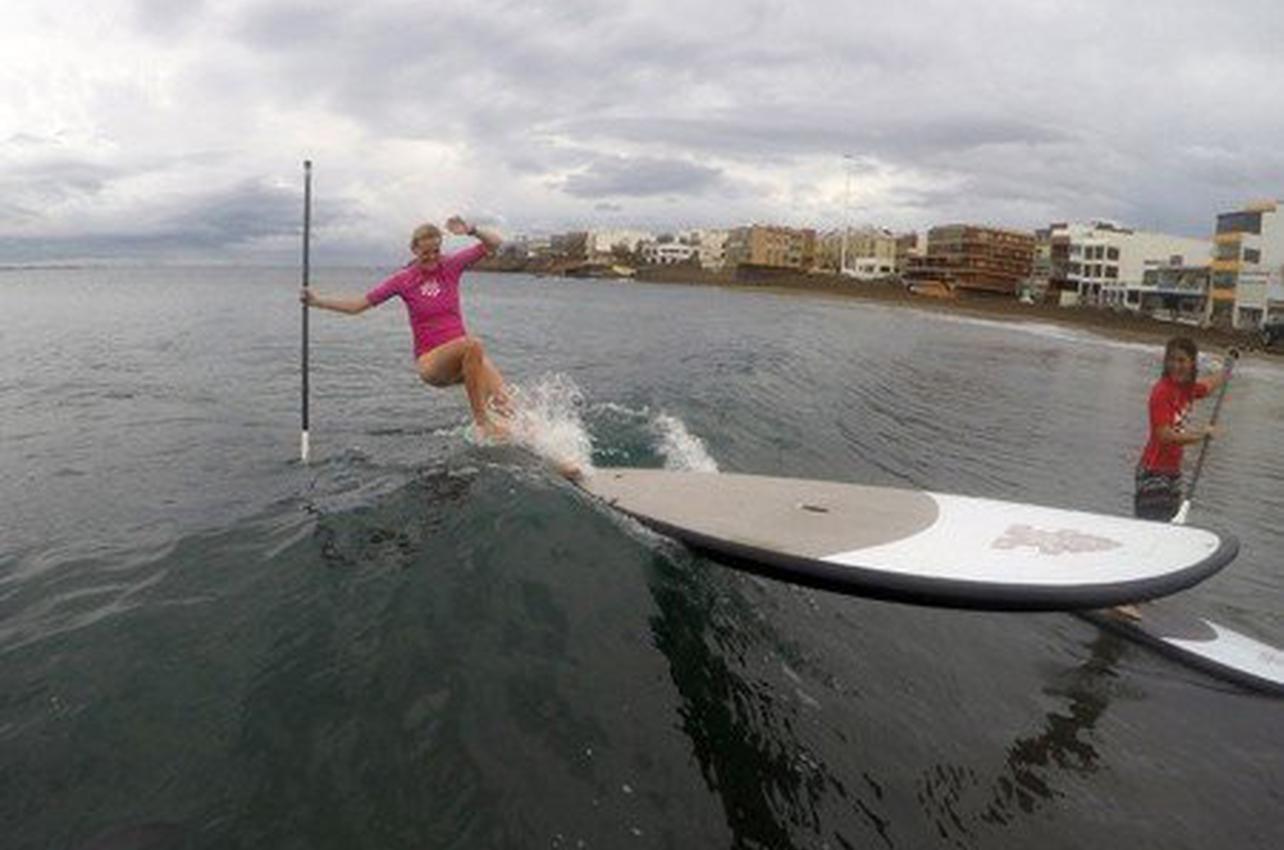2 horas de Paddle Surf en Gran Canaria