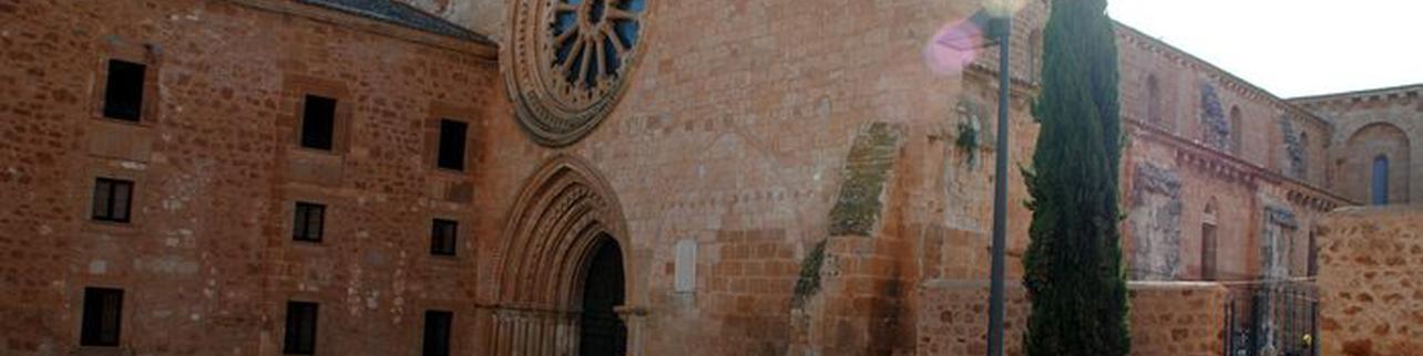Monasterio de Santa María de Huerta