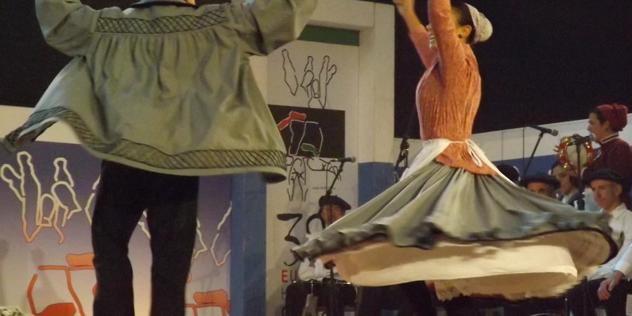 Campeonato de baile al suelto de Euskal Herria