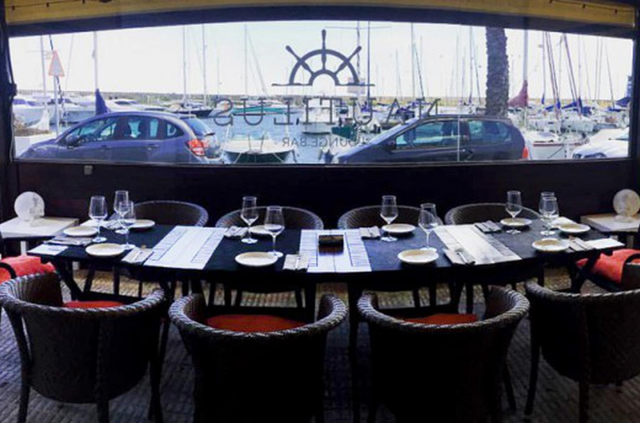 Nautilus Lounge Bar