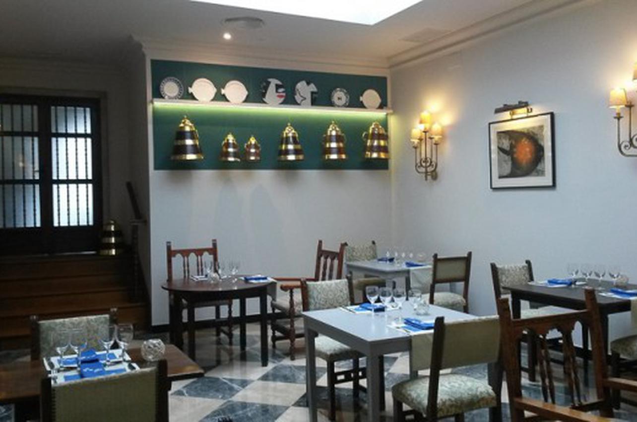 Restaurante Enxebre - Parador de Ferrol