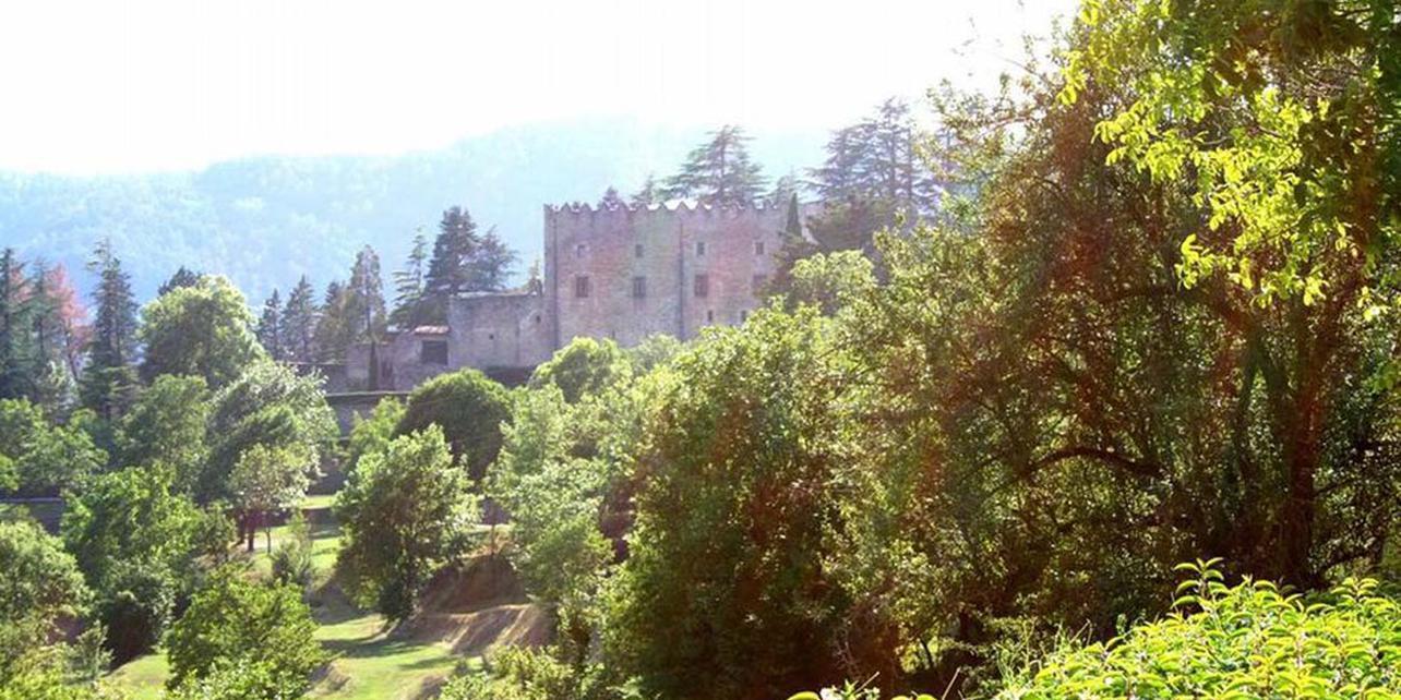 Parque del Castell de Montesquiu