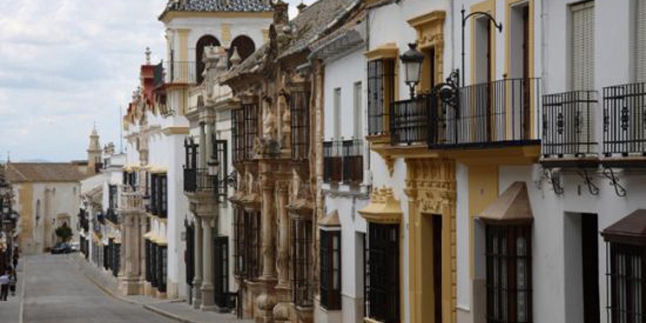 Calle San Pedro y Sevilla