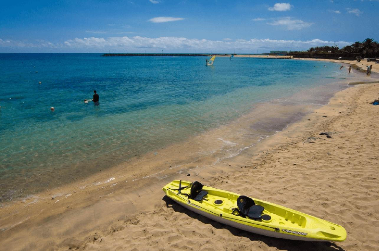 8 días de multiactividad en família en Lanzarote
