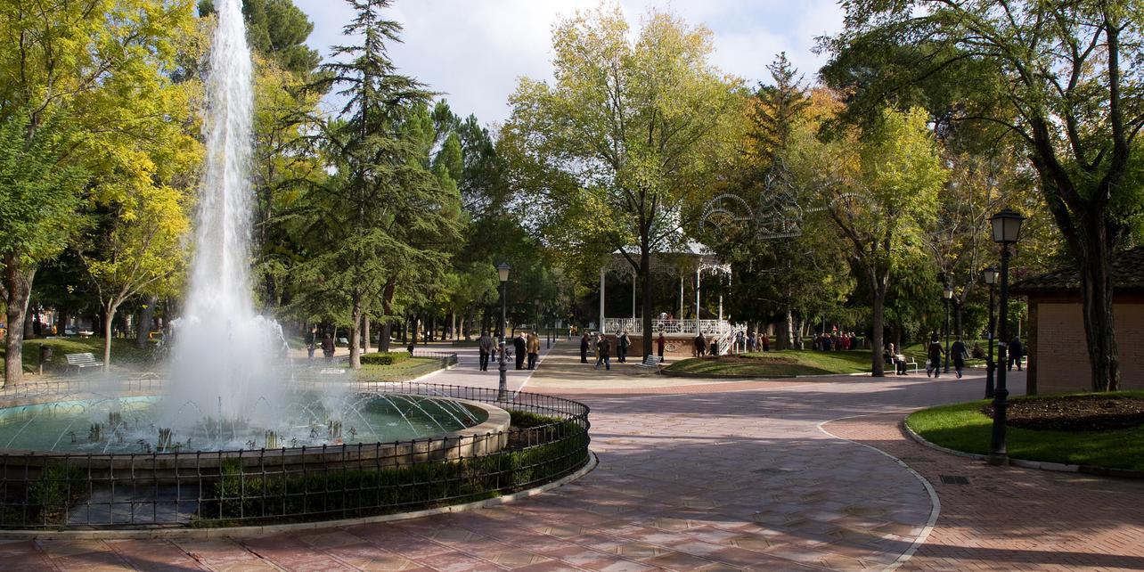Parque de la Concordia
