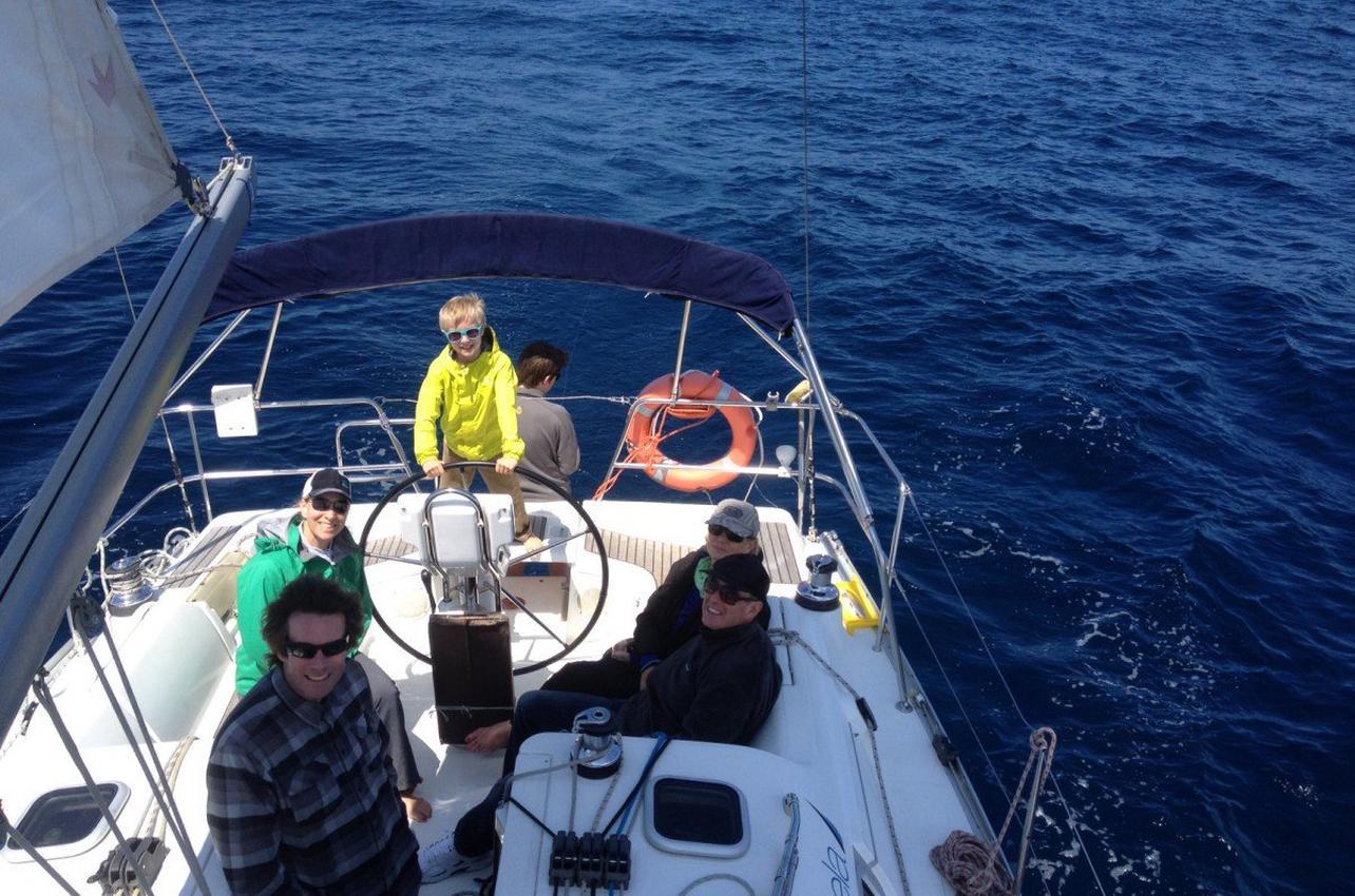 Alquiler de velero con o sin patrón en Hondarribía