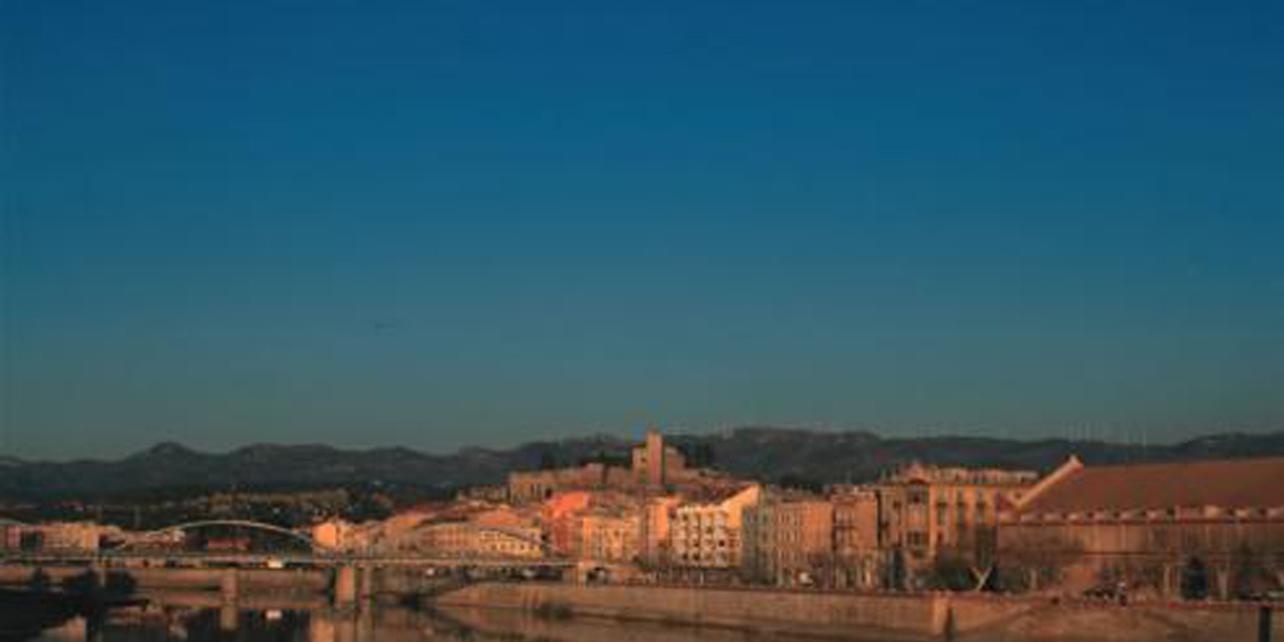 Los tres puentes sobre el Ebro
