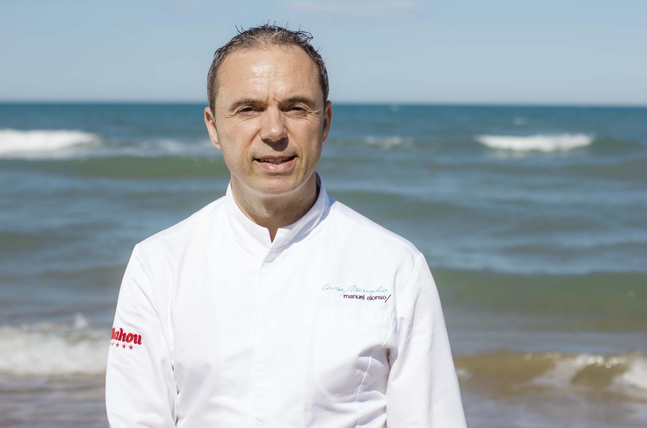 Manuel Alonso restaurante