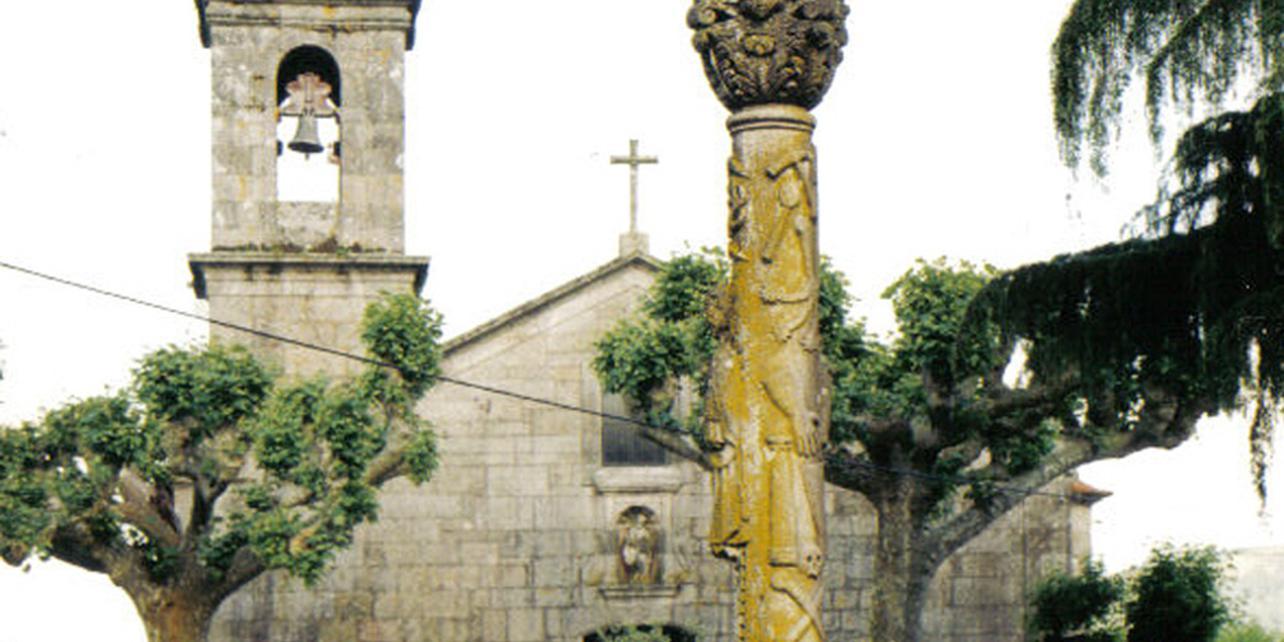 Monasterio de San Bartolomeu de Rebordans