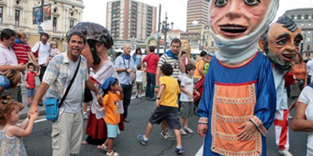 Aste Nagusia (Semana Grande de Bilbao)