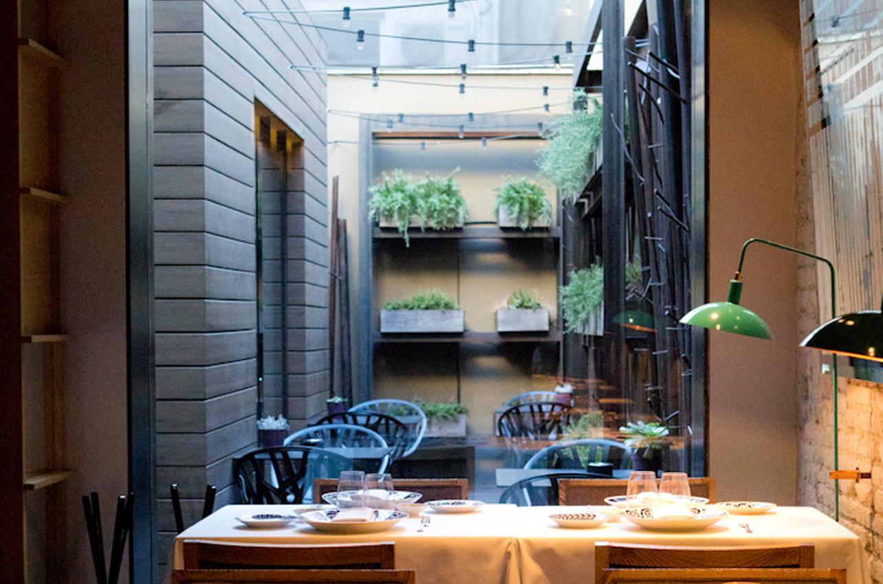 Fotografía cedida por el restaurante.