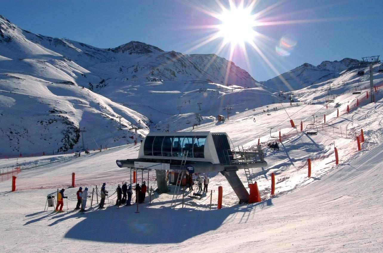 Blancura sin igual, Estación de esquí de Boi Taull. (Autor: Patronat de la Vall de Boí)
