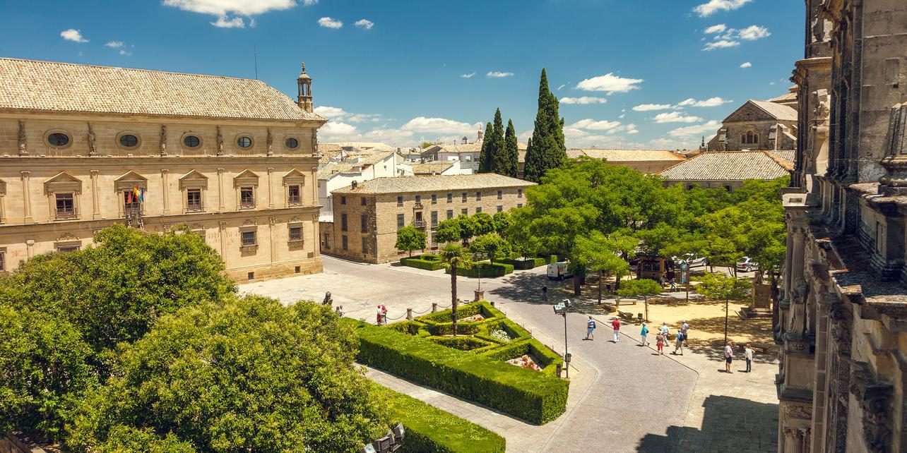 Ayuntamiento, Palacio Vázquez de Molina