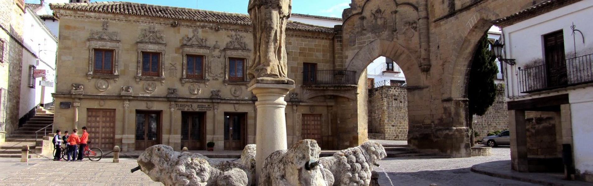 Arco de Villalar y Puerta de Jaén