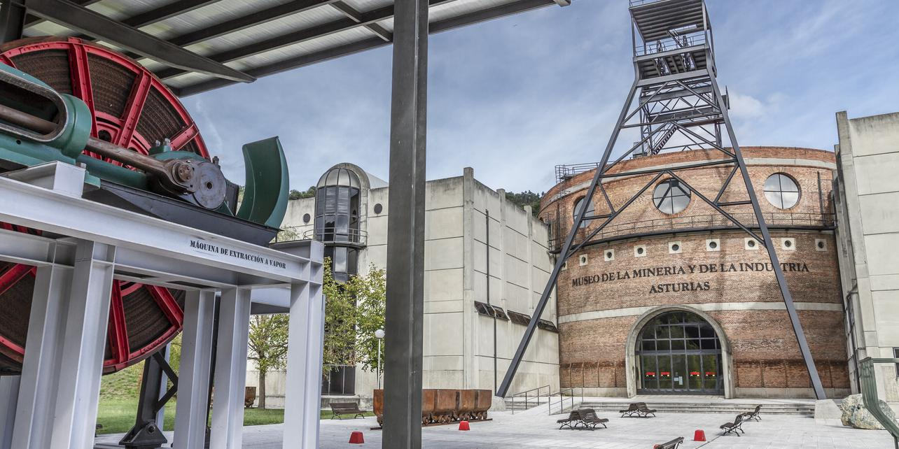 Museo de la Minería y de la Industria de Asturias