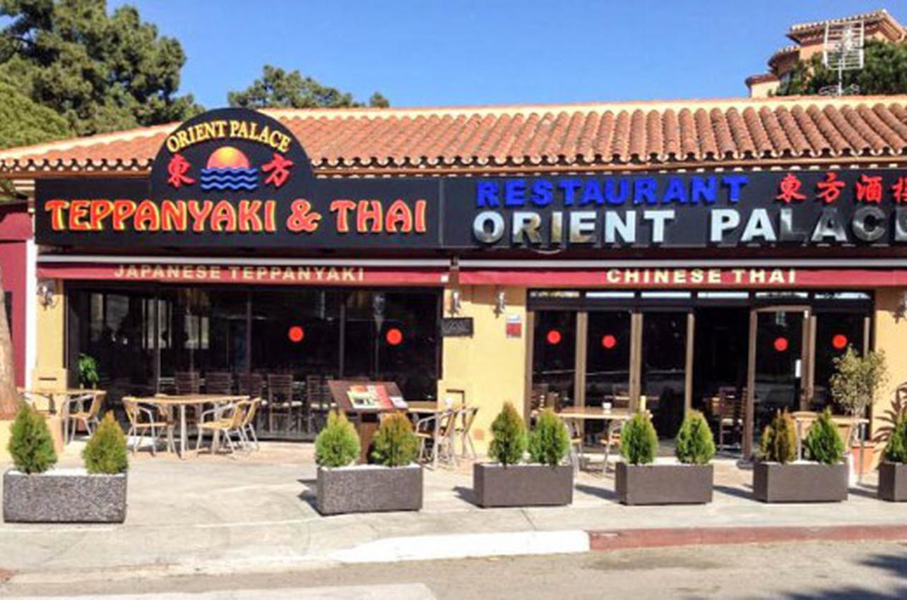 Orient Palace Teppanyaki