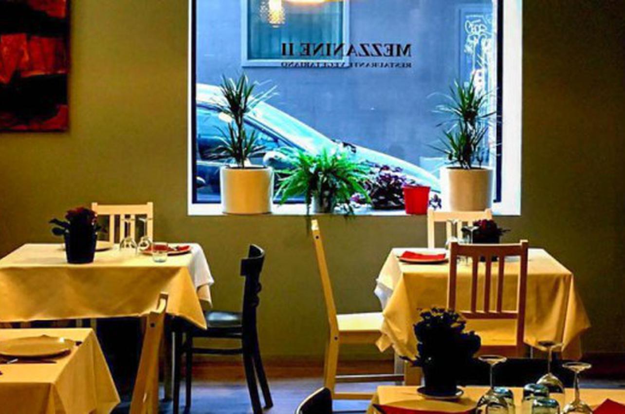 Mezzanine II Restaurante Vegetariano
