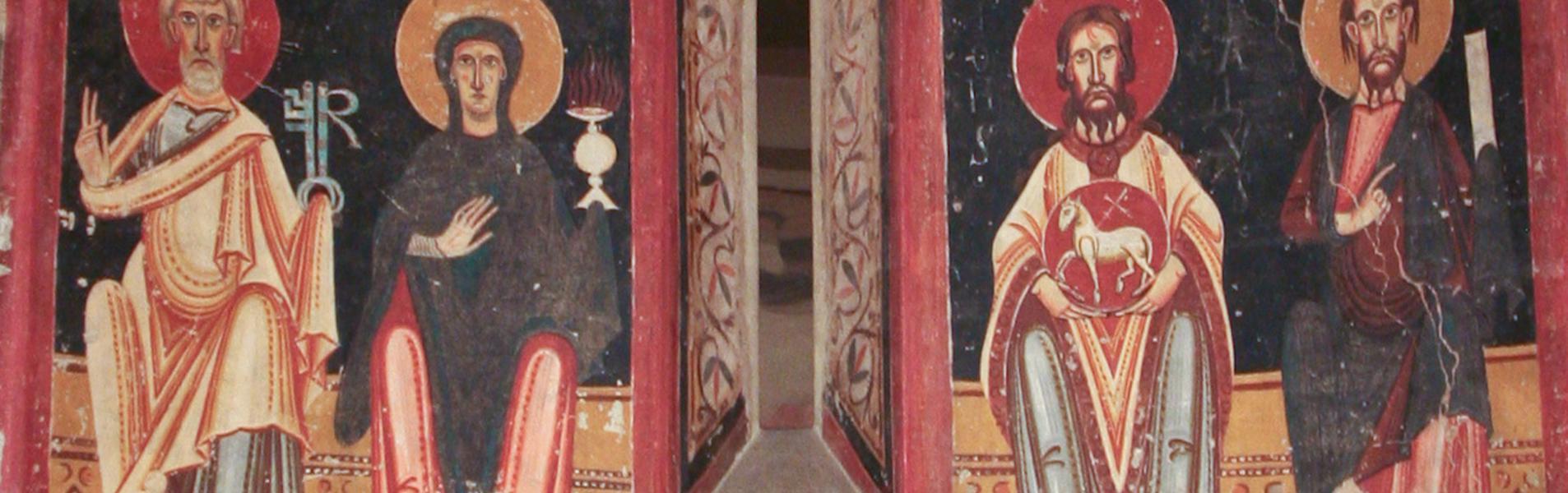 Monasterio de Sant Pere de Burgal