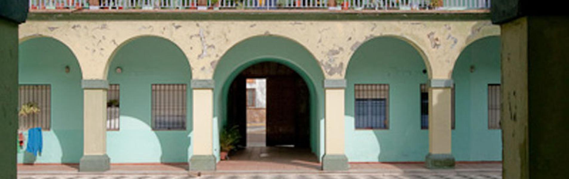 Antigua Casa Cuartel de la Guardia Civil