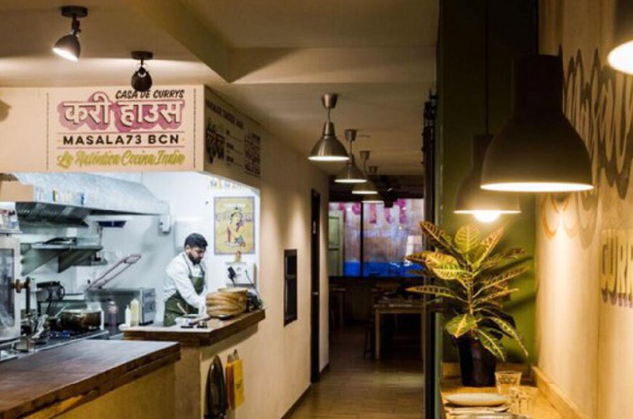 Masala 73 Curry Bar